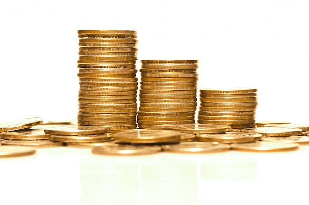 Geld Premium Foto