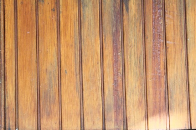 Gele houten vloer textuur foto gratis download