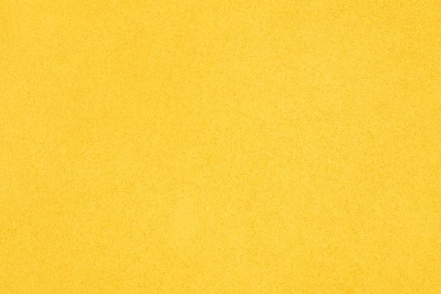 Gele textuurachtergrond met exemplaarruimte voor tekst Premium Foto
