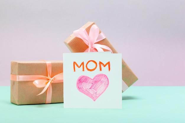 Gelukkige moederdag Premium Foto