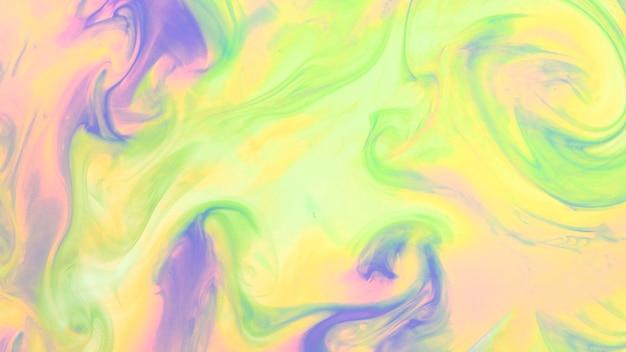 Gemengde neon naadloze textuur achtergrond Gratis Foto