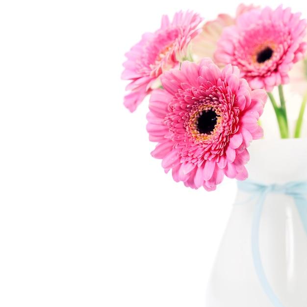 Gerbera bloemen Premium Foto