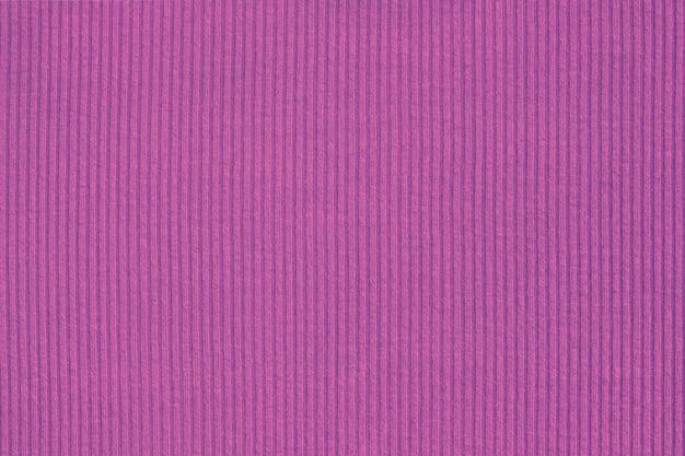 Geribbeld textielmateriaal, van fijngebreide stretchstof. Premium Foto