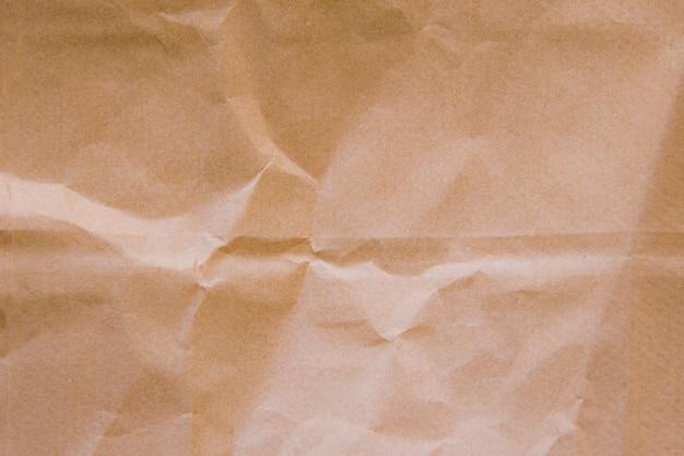 Gerimpelde kartonnen textuur Gratis Foto