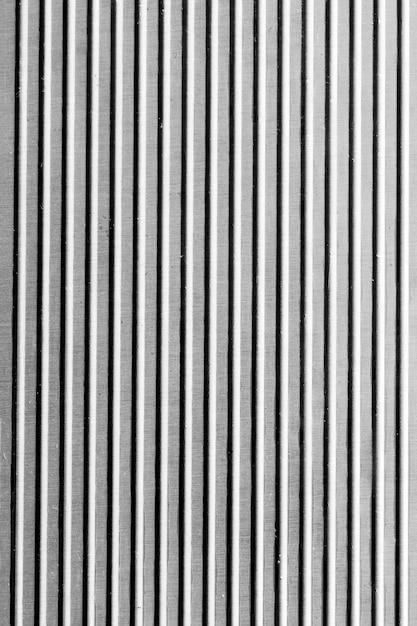 Gestreepte metalen materiële achtergrond Gratis Foto