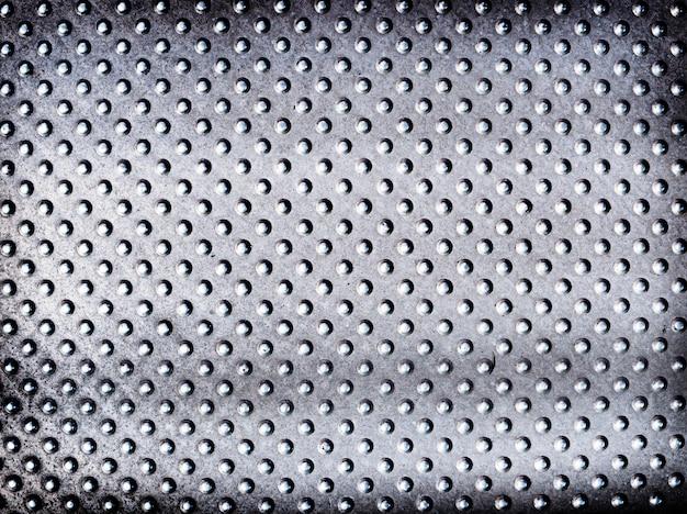 Gevlekte zilveren metaalachtige gestructureerde achtergrond Gratis Foto