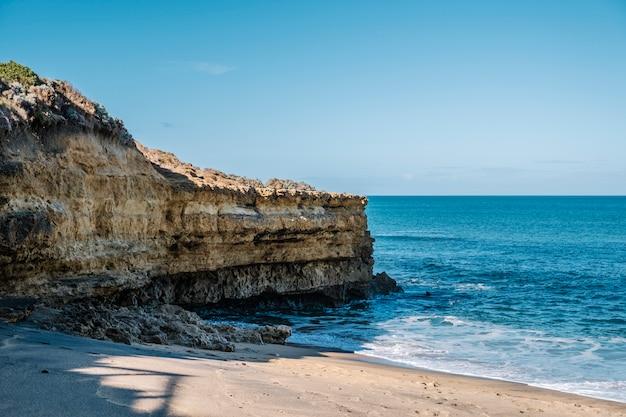 Geweldige oceaanweg sideseeing Gratis Foto