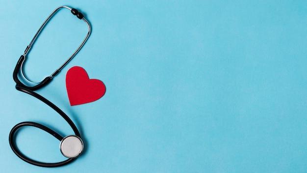 Gezondheidsstilleven met exemplaarruimte Gratis Foto