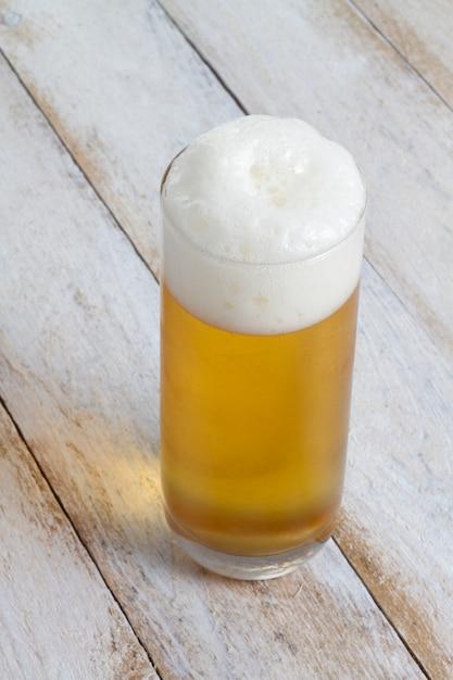 Glas bier Premium Foto