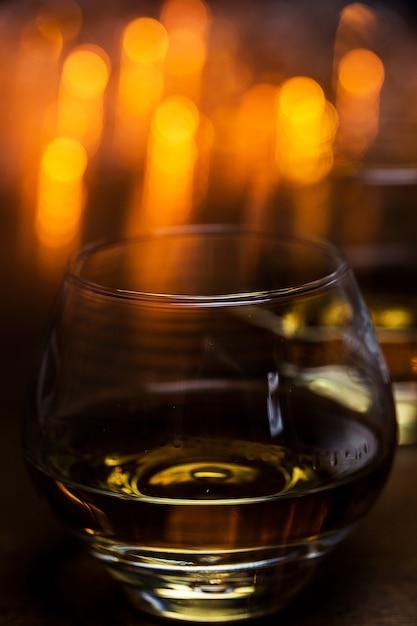 Glas cognac Gratis Foto