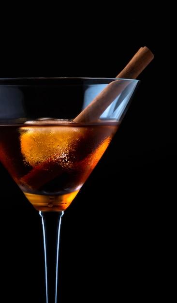 Glas martini Premium Foto