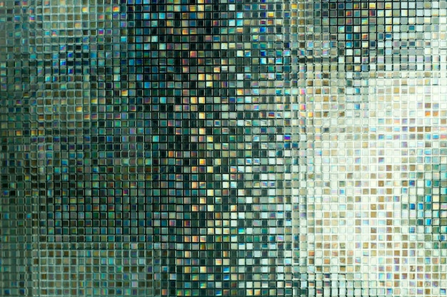 Glasmozaiek Voor Badkamer : Glasmozaïek in de badkamer. foto premium download