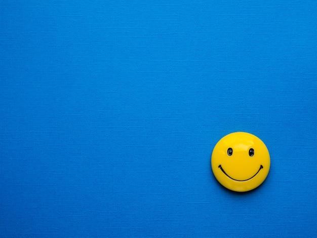 Glimlach achtergrond. Premium Foto