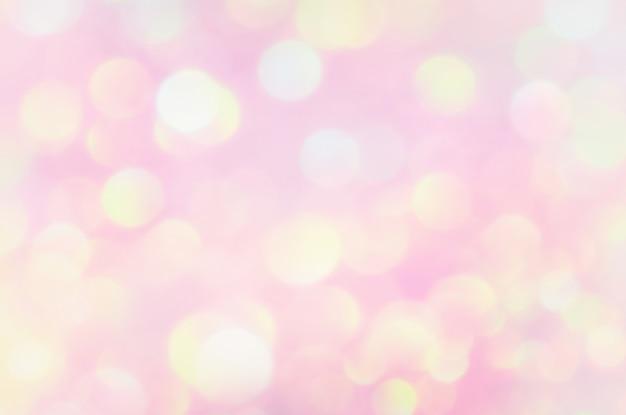 Glitter bokeh-lichteffect kleurrijk vage abstracte achtergrond voor verjaardag, jubileum, huwelijk, oudejaarsavond of kerstmis Premium Foto