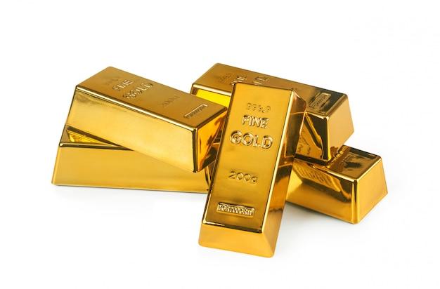 Goud Premium Foto