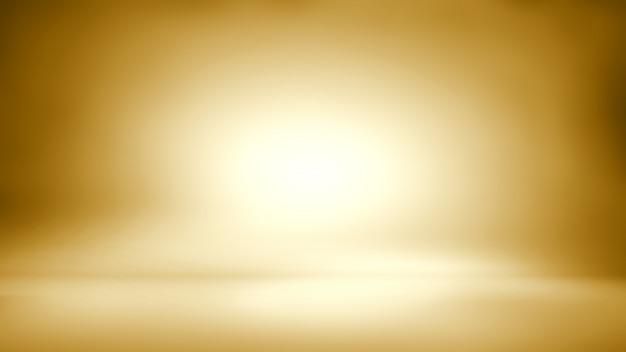 Gouden achtergrond Premium Foto