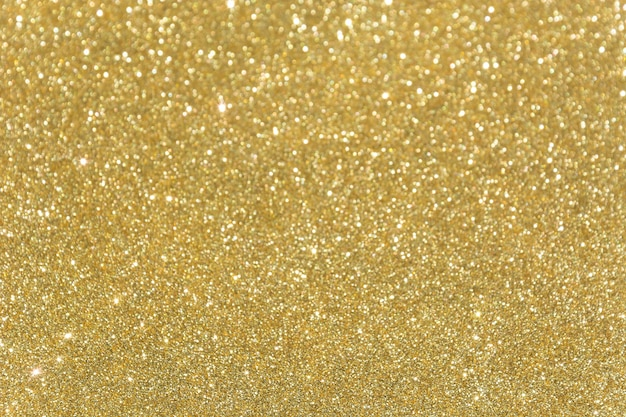Gouden bokeh Gratis Foto