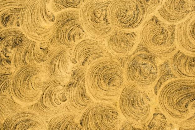 Gouden gesmolten verfconcept als achtergrond Gratis Foto