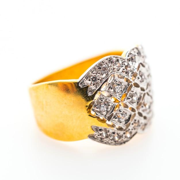 Gouden ring Gratis Foto