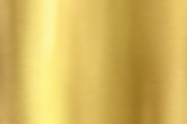 Gouden verfrommeld folie textuur achtergrond Premium Foto