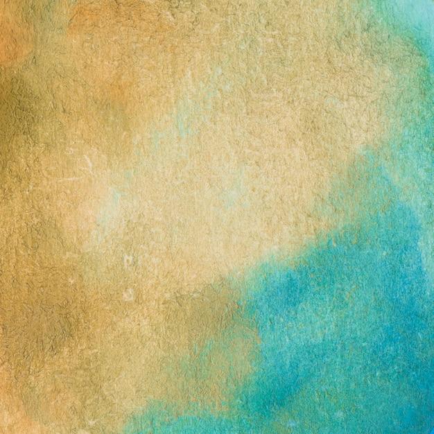 Gradiënt blauwe acryl decoratieve textuur met kopie ruimte Gratis Foto