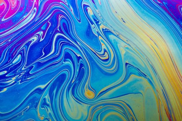 Gradiënt iriserende doorschijnende psychedelische achtergrond Gratis Foto