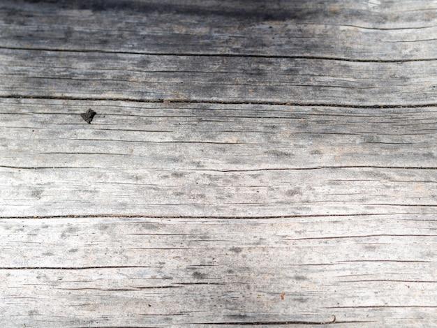 Grijze sjofele houten achtergrond Gratis Foto