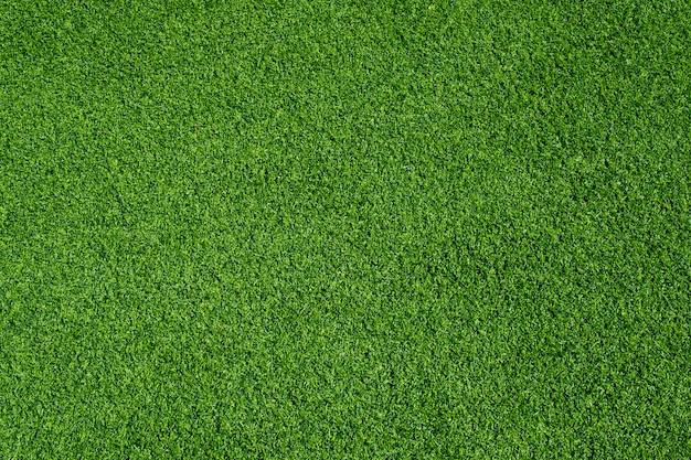 Groen gras achtergrond, voetbalveld Premium Foto