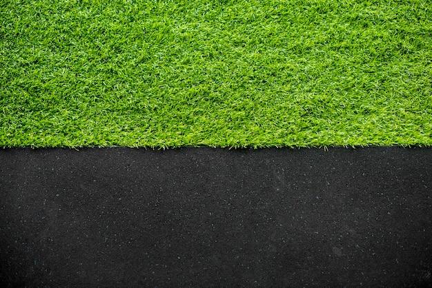 Groen gras achtergrond Gratis Foto