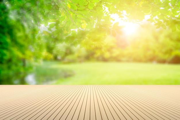 Groen park uitzicht Gratis Foto