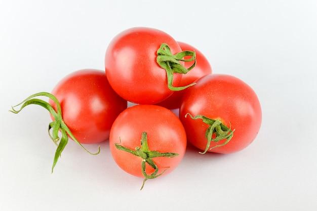Groep van tomaten Gratis Foto
