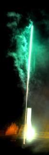 Grote kleurrijke vuurwerk, feest Gratis Foto