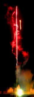 Grote kleurrijke vuurwerk, juli Gratis Foto