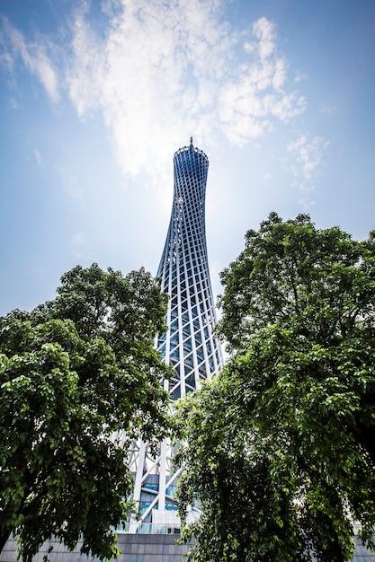 Guangzhou - guangzhou tv-toren Gratis Foto