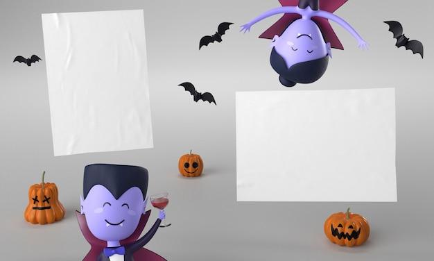Halloween decoraties Gratis Foto
