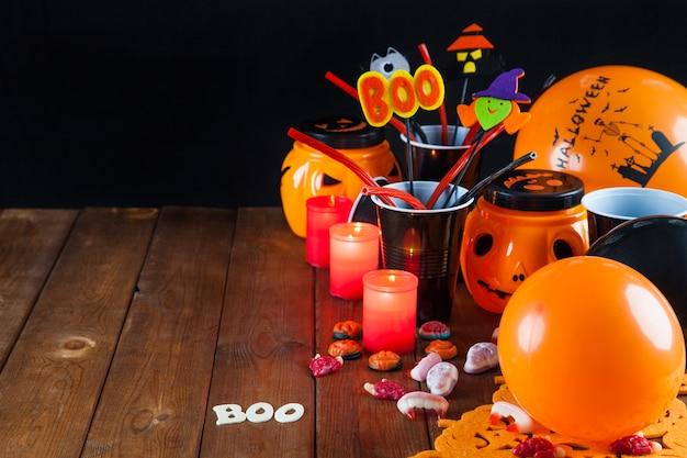 halloween feest decoratie