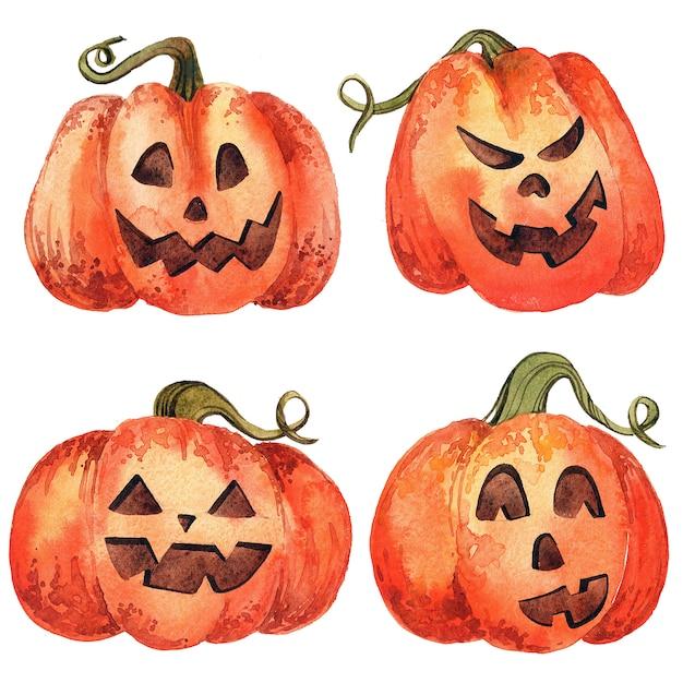 Halloween icoon. Premium Foto