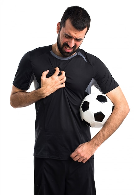 Hand borst medisch volwassen zwart Gratis Foto