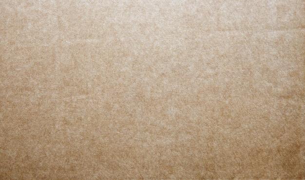 Harde bruine kraftpapier-achtergrond met texturen Premium Foto