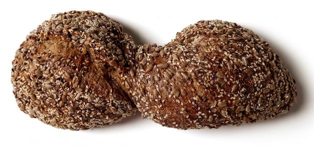 Heerlijk brood op wit Gratis Foto