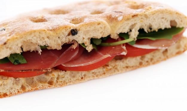 Heerlijk broodje Gratis Foto