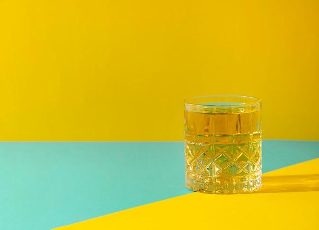 Heerlijke drank in transparant glas Gratis Foto