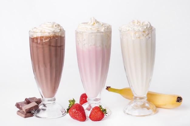 Heerlijke milkshake Gratis Foto