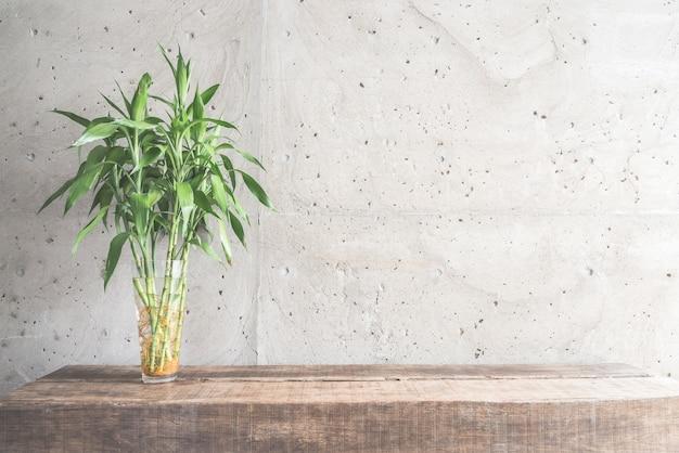 Helder bamboe lifestyle schone installatie Gratis Foto