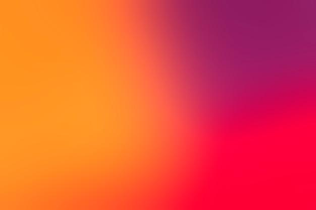 Heldere kleuren gerangschikt in verloop Gratis Foto
