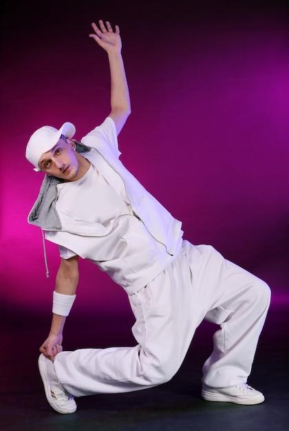 Hiphopdanser in dans Gratis Foto