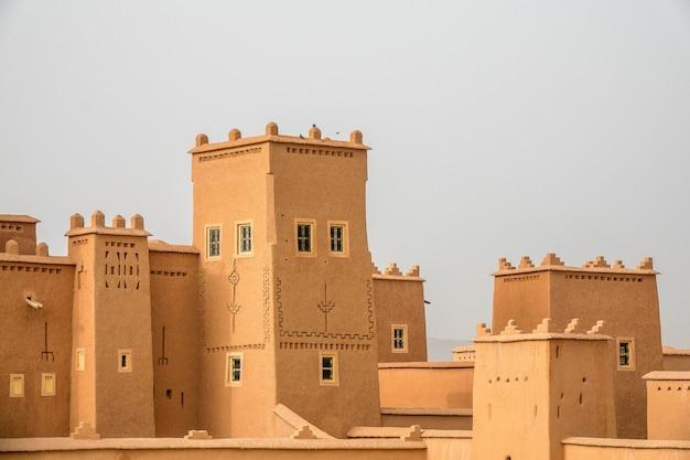 Historische gebouwen in marokko Gratis Foto