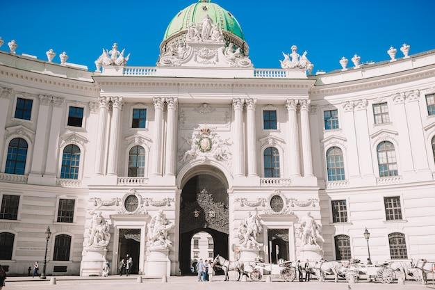 Hofburg-paleis in wenen Premium Foto