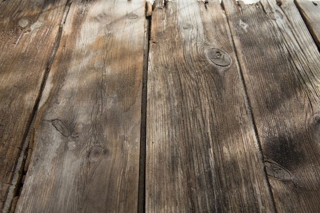 Hoge resolutiebeeld van natuurlijke houten achtergrond Premium Foto