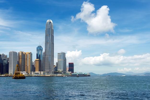 Hong kong Premium Foto